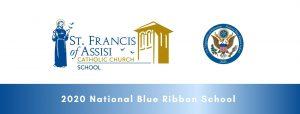 SFA School 2020 Natl Blue Ribbon Award